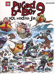 Pugad Baboy 9 book cover