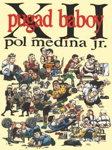 Pugad Baboy 12 book cover