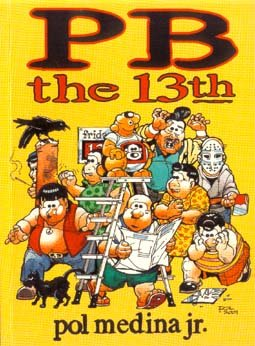 Pugad Baboy 13 book cover