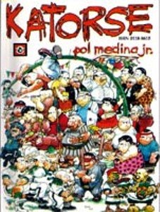 Pugad Baboy 14 book cover