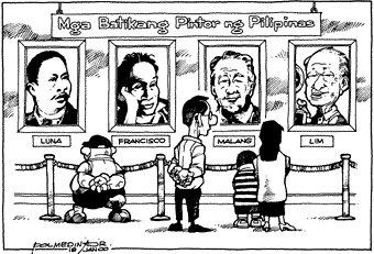 Editorial Cartoon January 18, 2000