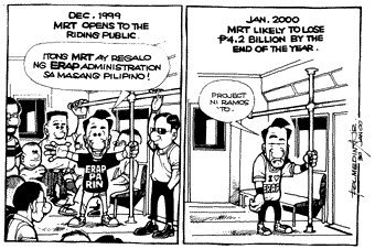 Editorial Cartoon July 24, 2000