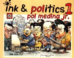 Ink and Politics 1 book cover
