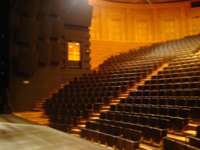 Escenografia teatral for Teatre nacional de catalunya