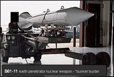 bunker buster nuke