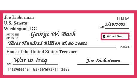 Three hundred check