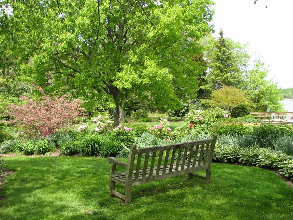 Thoughts On My Pics Historic London Town Gardens 04 30 06