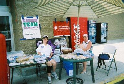 Lake Cumberland Fundraiser and Swimming