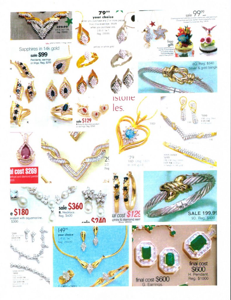 Freelance Jewelry Designer: Jewelry Design Portfolio: Part2