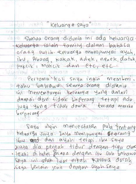 Essay on field research paper