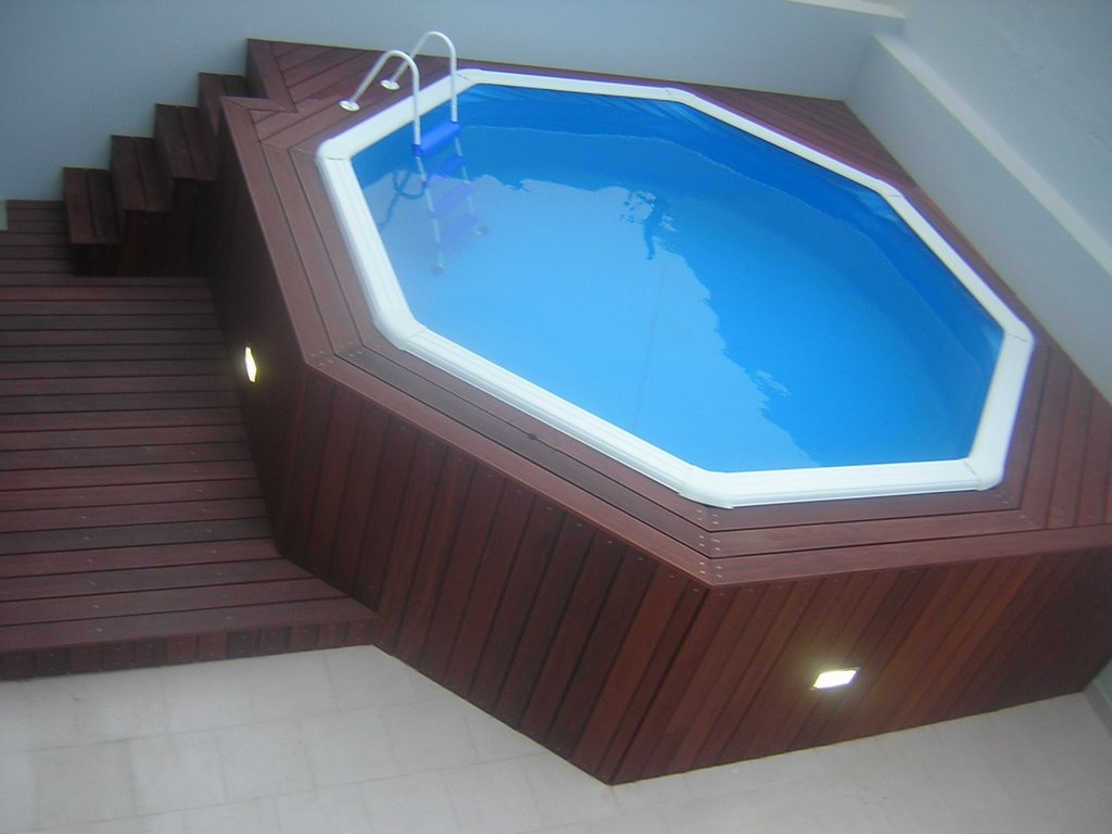 Nbsconstru es piscina em lona for Lonas para piscinas desmontables
