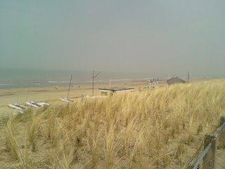 Zandvoort aan Zee, copyright(2006):H.W. de Nijs Utrecht, The Netherlands
