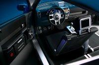 Dodge Hornet concept interior