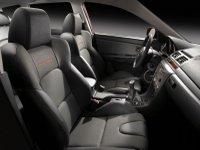 Mazdaspeed 3 Interior