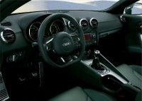 New Audi TT Coupe interior