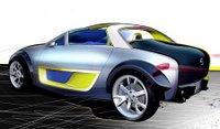 Nissan URGE roadster concept