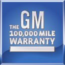 GM 100000 mile warranty