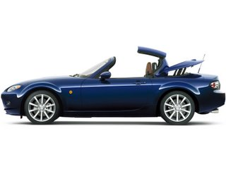 MX-5 Miata power retractable hard top
