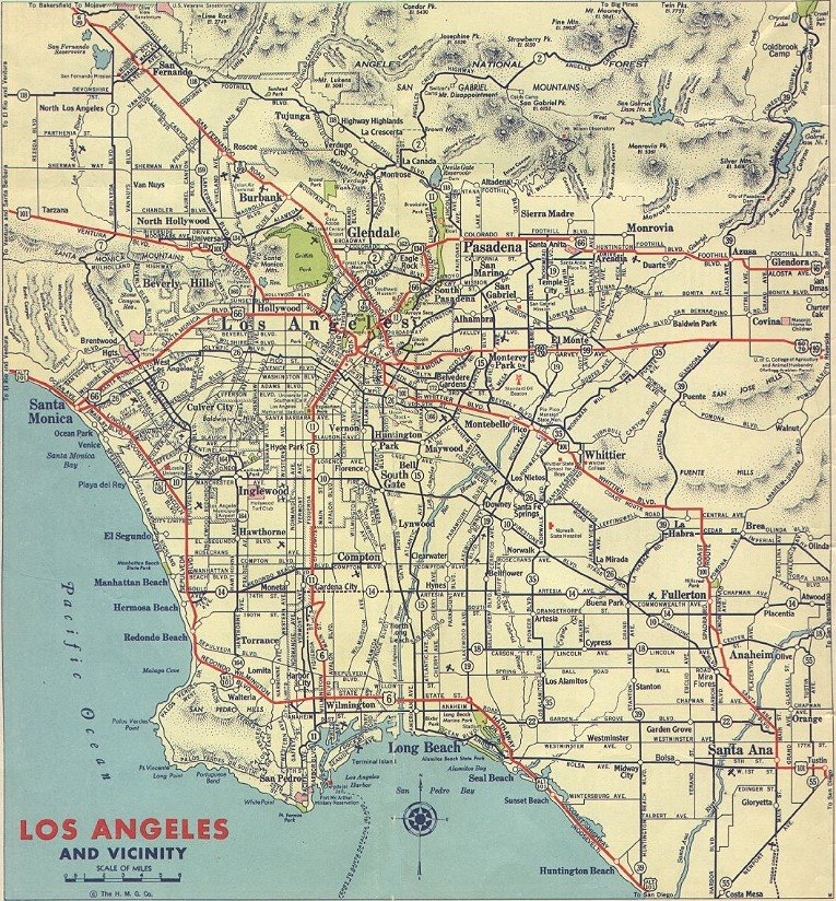Car Races Near Los Angeles Ca