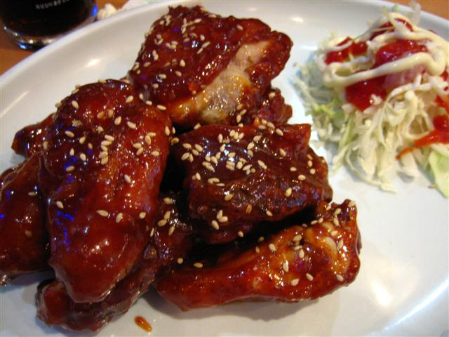 The Daily Kimchi - Korea Blog: Korean fried chicken + HOF