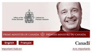Prime Minister's website, January 31, 2004