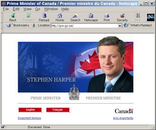 Prime Minister's website, March 28, 2006
