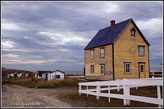 Eric Bartlett Photography Blog Salt Box House