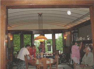 newberry estate diningroom