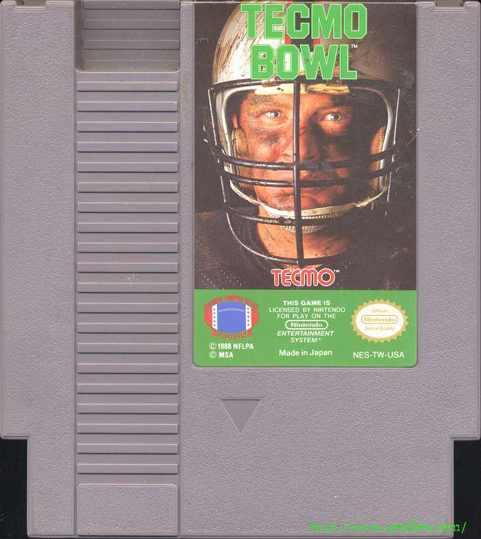 Sports Matters Must Have Tecmo Bowl