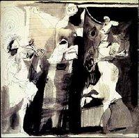 Le tableau noir - Picasso