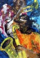 Blowin the blues-Arthur James
