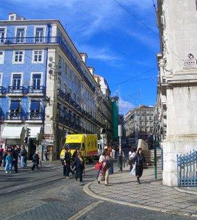 Lisboa- rua do Alecrim