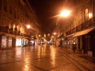 Lisboa- Chiado à noite