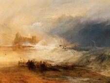 Turner - Wreckers Coast of Northumberland