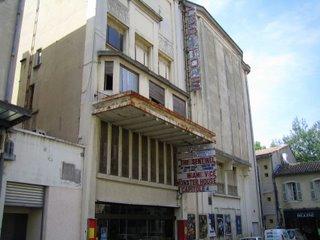 Cinema Capitole Centre Ville Avignon