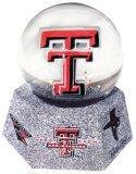 Texas Tech Snow Globe
