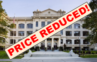 Queen Anne High School - Price Reduced!