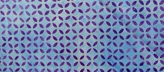 Blue Batik, Boston commons quilt, fabric selection, photo by Robin Atkins, bead artist