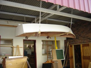 Nice ... For Ideas On How To Make A Secure, Safe And Convenient System For  Storing The Dinghy In The Space Available. Any Ideas Or Pointers To  Websites Or ...