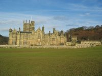 A picture of Margam Castle