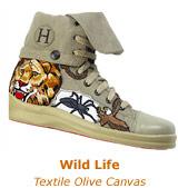 Birkenstock Wild Life, by Heidi Klum