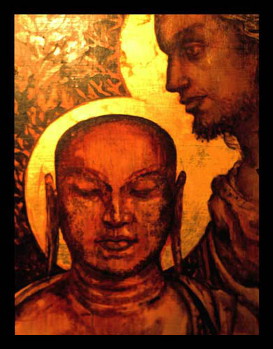 buddha and jesus compare and contrast We can compare and contrast them in different  the christian founder, jesus christ was the son of the  shattered augusta was a was referred to as the buddha.