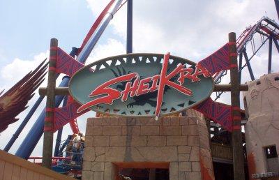 Sheikra Busch Gardens Tampa Coaster Reviews Coastercritic