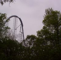 Millennium Force Coaster Review