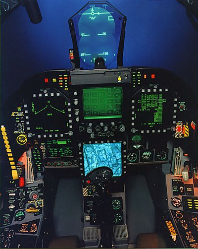 The fighter cockpit of tomorrow