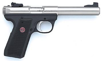 Ruger Mark 1 Early Red Eagle .22 Caliber 1950 Pistol For Sale at ...
