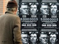 The U.S. Government is offering $5 million reward for information leading to the capture of Radovan Karadzic and/or Ratko Mladic.