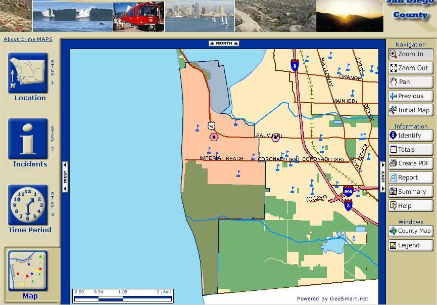 """crime mapping technology Microsoft unveils state-of-the  """"by combining sophisticated tools and technology with  which allows the mapping of online organized crime."""