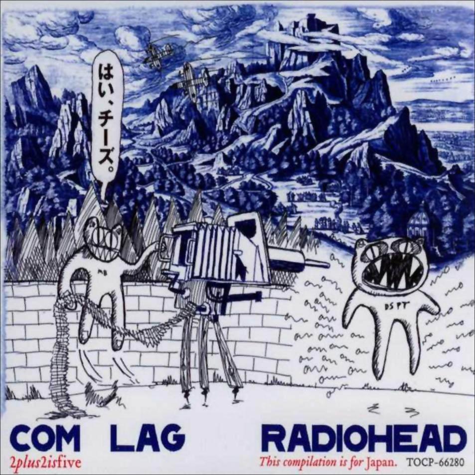 radiohead com lags