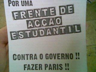 Frente de Acção Estudantil